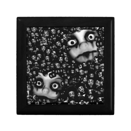 Dark dolls scary products gift box