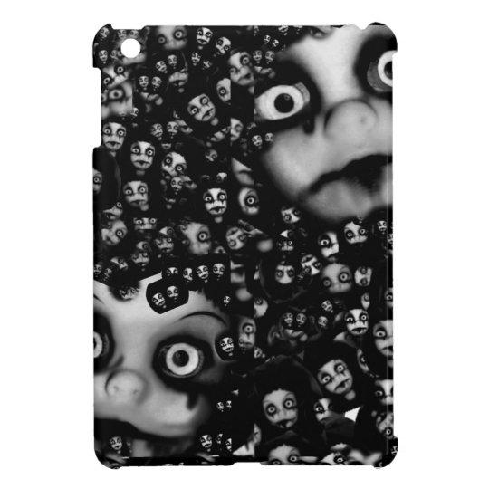 Dark dolls scary products iPad mini cases