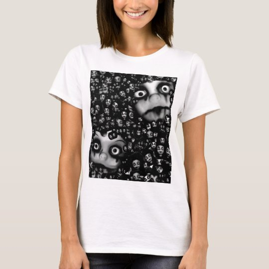 Dark dolls scary products T-Shirt