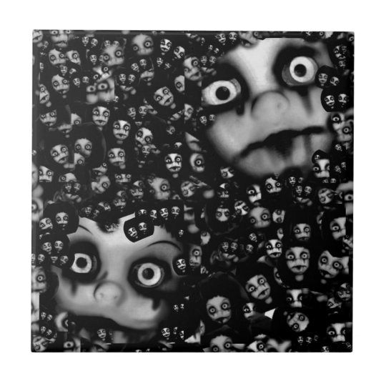 Dark dolls scary products tile