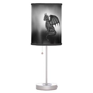 dark dragon lamp