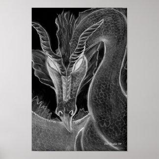 Dark Dragon Poster