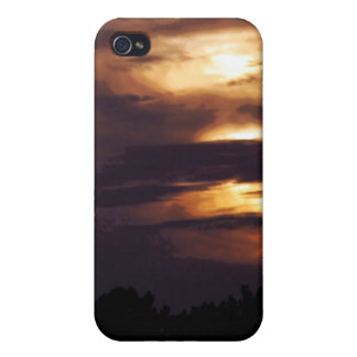 Dark Dusk Skies Speck iPhone 4 Cases