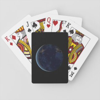 Dark Earth Playing Card