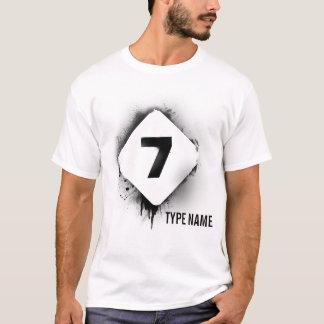 Dark Eden Number Shirt