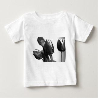 DARK ELEGANTLY TULIPS BABY T-Shirt