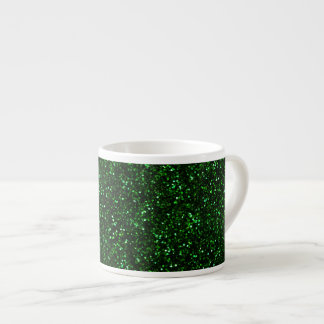 Dark Emerald Green Glitter
