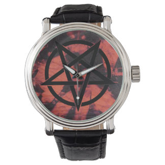 Dark Energies Baphomet Watch