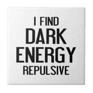 Dark Energy Tile