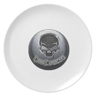 Dark Enforcers Plate