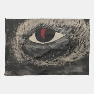 Dark Eye Towel