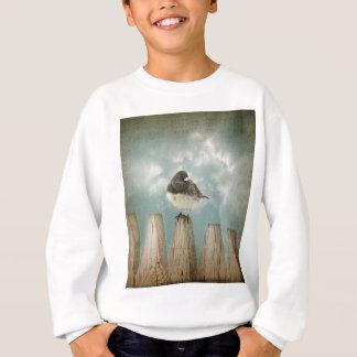 Dark eyed Junco Bird Sweatshirt