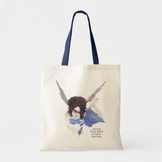 dark faerie budget tote bag