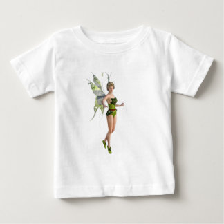 Dark Fairy Flying in Place Baby T-Shirt