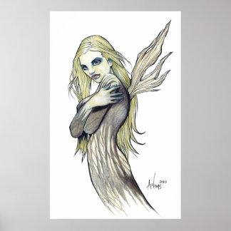 Dark Fairy Poster