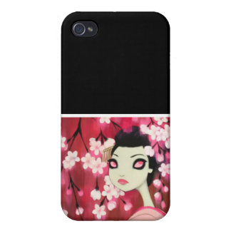 Dark Fairy Tale Character 12 iPhone 4/4S Case