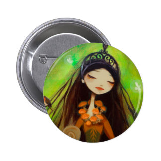 Dark Fairy Tale Character 4 2 Inch Round Button