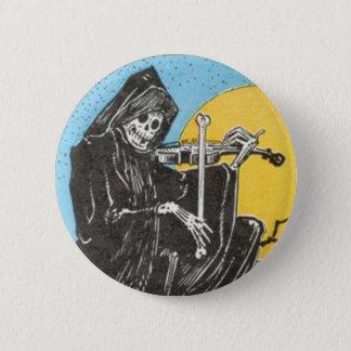Dark Fiddler 2 Inch Round Button