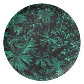 Dark Flora Photo Plate