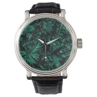 Dark Flora Photo Watch