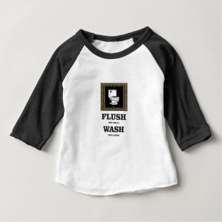 dark flush wash sign baby T-Shirt