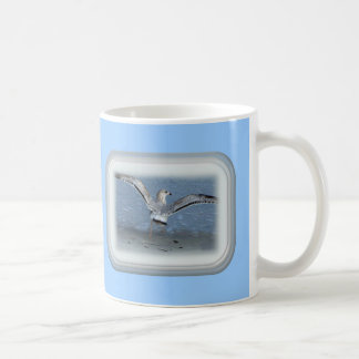 Dark Frosted Glass Frame Coffee Mugs