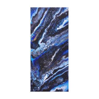 Dark Galaxy Canvas Print