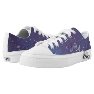 Dark Galaxy Splat Shoes