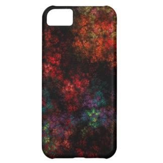 Dark Garden Fractal Case For iPhone 5C