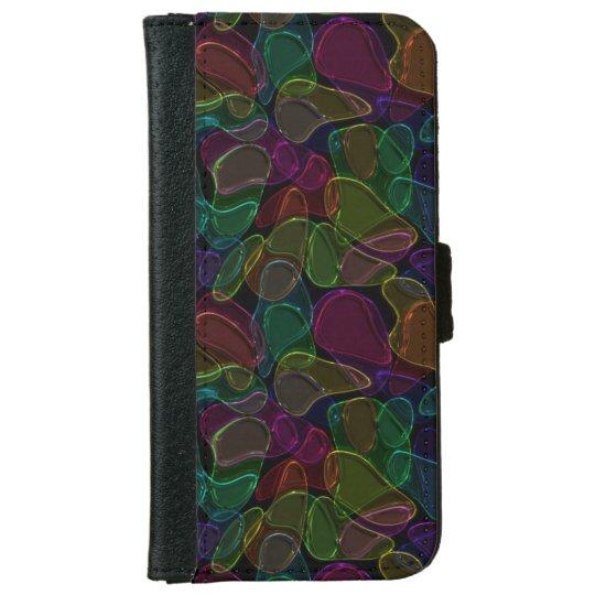 Dark Glass iPhone 6 Wallet Case