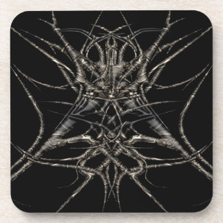 dark gold coaster