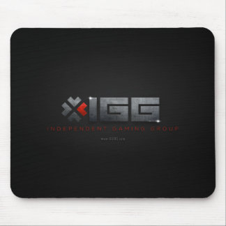 Dark-Gradient Black Mousemat Mouse Pad