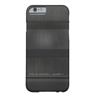 Dark Gray Model - Mark I Barely There iPhone 6 Case