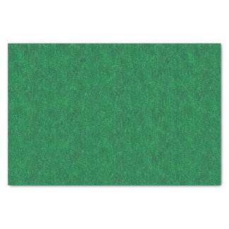 Dark Green Denim Texture Tissue Paper