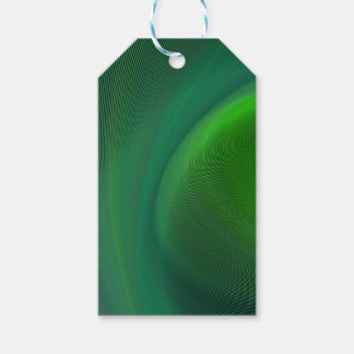 Dark green dream pack of gift tags