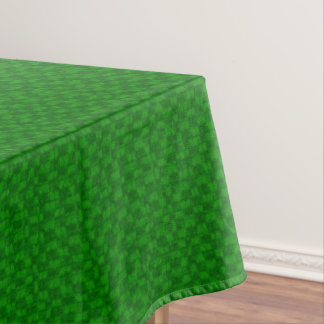 Dark Green Leaf Tablecloth Texture#9-b Tablecloth