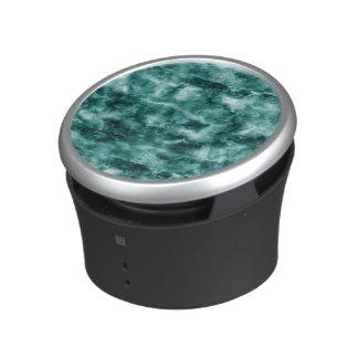 Dark Green Marble Texture Speaker