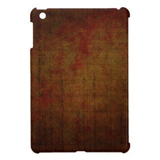 Dark Grungy Painting Background iPad Mini Cases