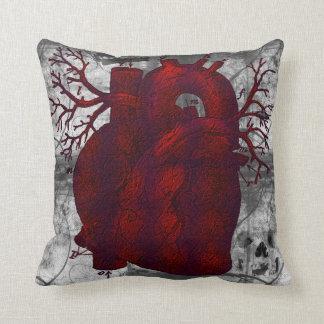 Dark Human Heart American MoJo Pillow