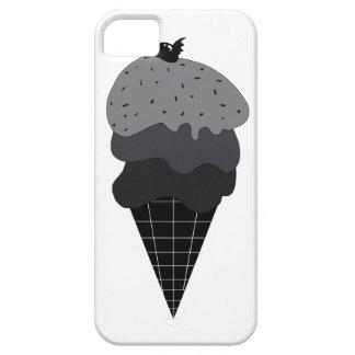 Dark Ice Cream iPhone 5 Cases