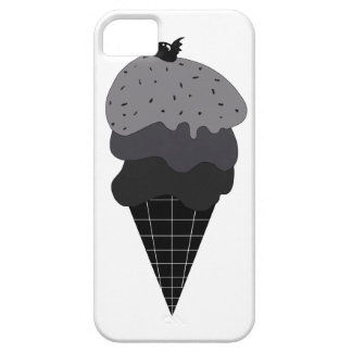 Dark Ice Cream iPhone 5 Cover