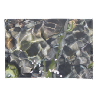 Dark Intense Water Pillowcase