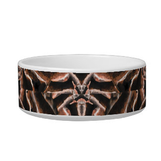 Dark Intricate Modern Tribal Bowl