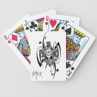 Dark Jester Playing Cards