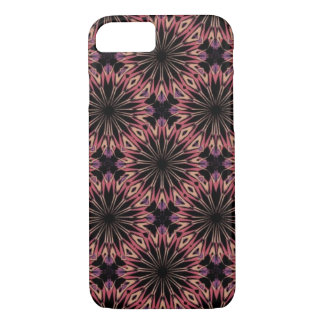 Dark Kaleidoscope iPhone 7 Case