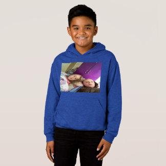 Dark kids hoodie
