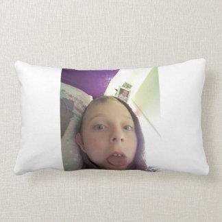 Dark kids pillow