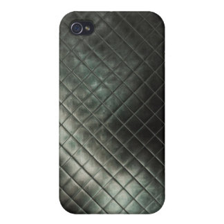 Dark Leather Lining iPhone4 Case Cover iphone 4 iPhone 4/4S Cases