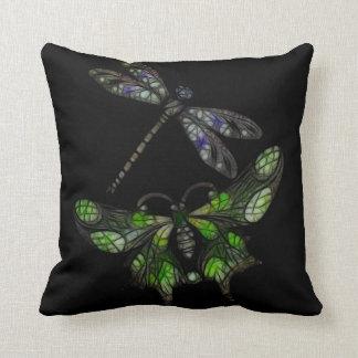 Dark & Light Winged Pretties Pillows