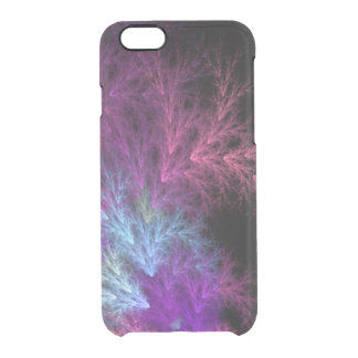 Dark Lightening Clear iPhone 6/6S Case